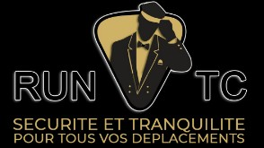 Logo chauffeur prive la Reunion Run VTC